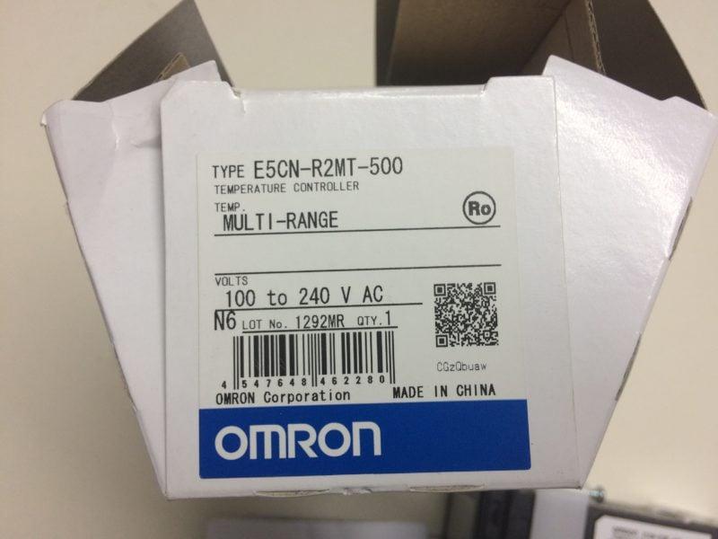 Regulator Temperatury OMRON E5CN-R2MT-500