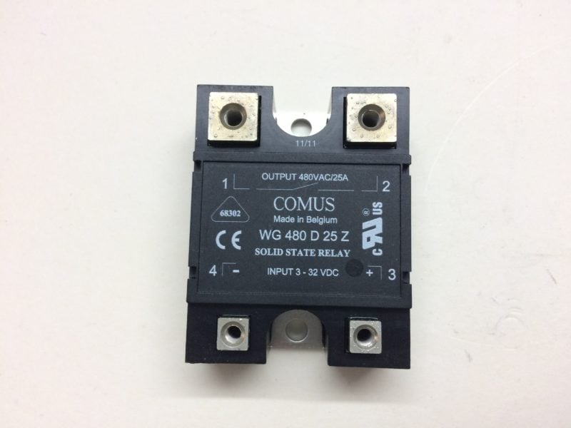 Przekaźnik SSR COMUS WG 480 D 25 Z