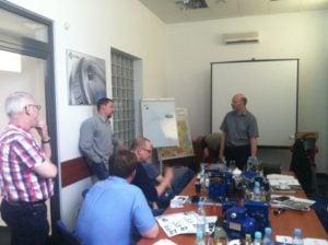 Udział W Warsztatach Szkoleniowych Przeprowadzanych Przez Firmę Margo (28-29 Maja 2015)