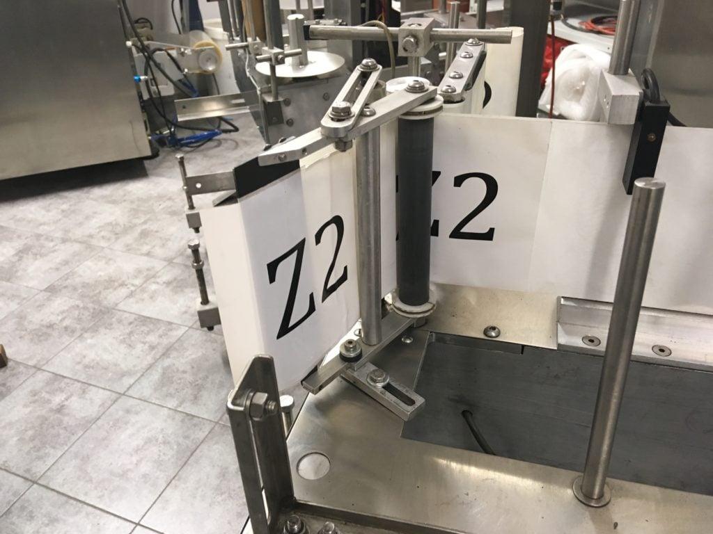 Etykieciarka ELF LAB (Electronic Liquid Fillers UK) – 2szt.