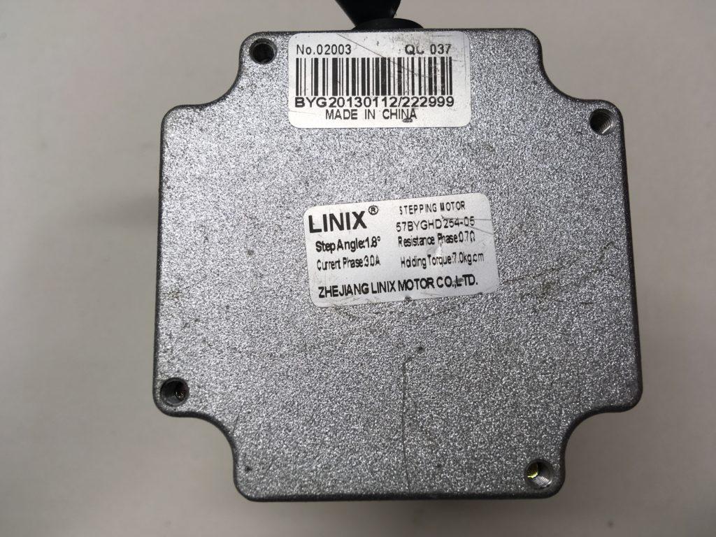 Silnik Krokowy LINIX 57BYGHD254-05