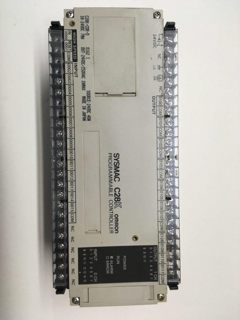 Sterownik PLC OMRON SYSMAC C28K