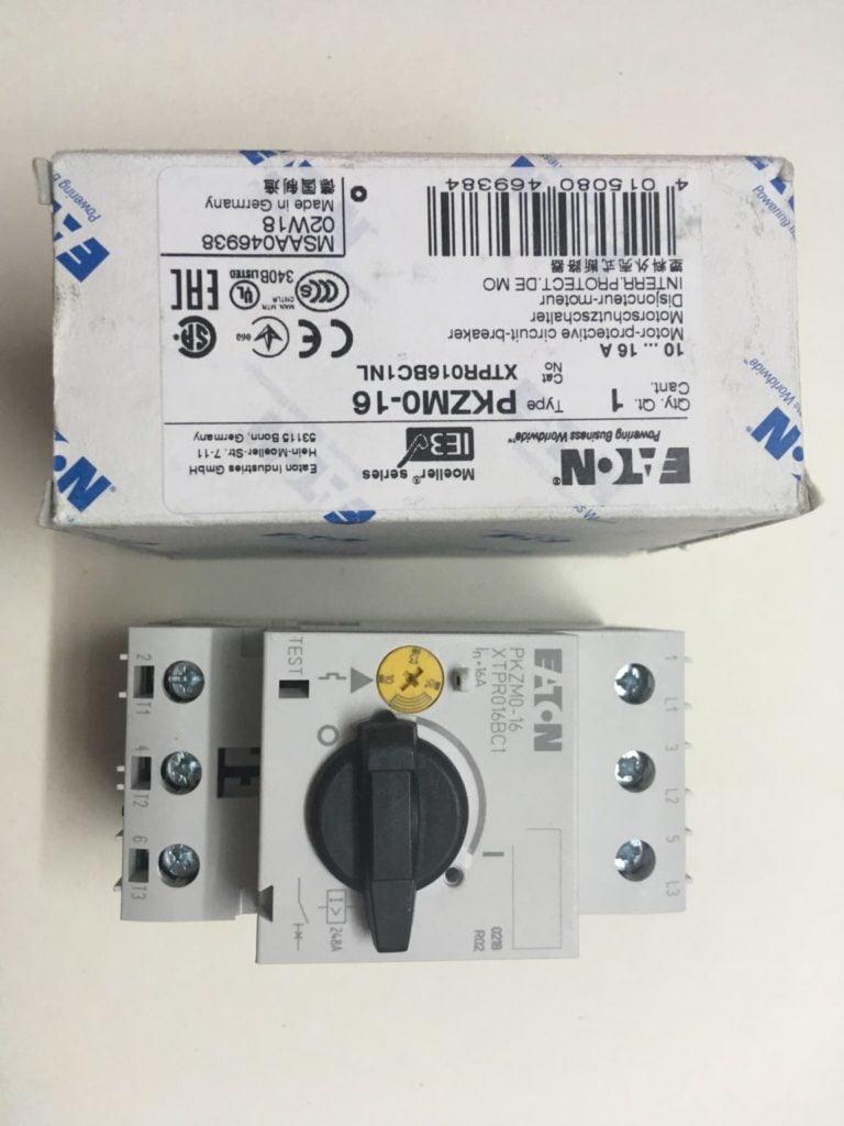 Wyłącznik Silnikowy MOELLER PKZM0-16 (XTPR016BC1NL)