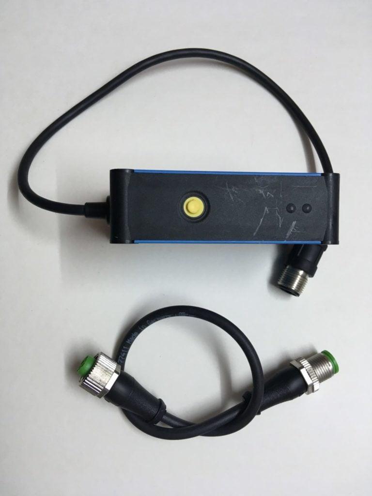 Czujnik Fotoelektryczny Refleksyjny SICK WL27-3P3402S17 (1051529)