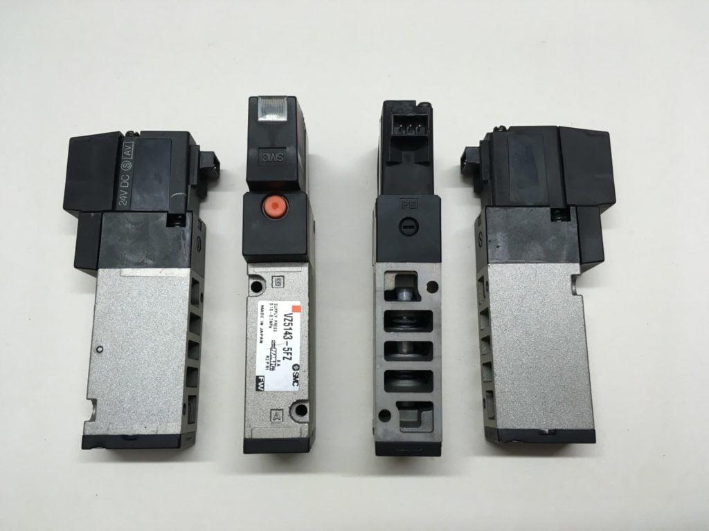 Rozdzielacz Pneumatyczny SMC VZ5143-5FZ