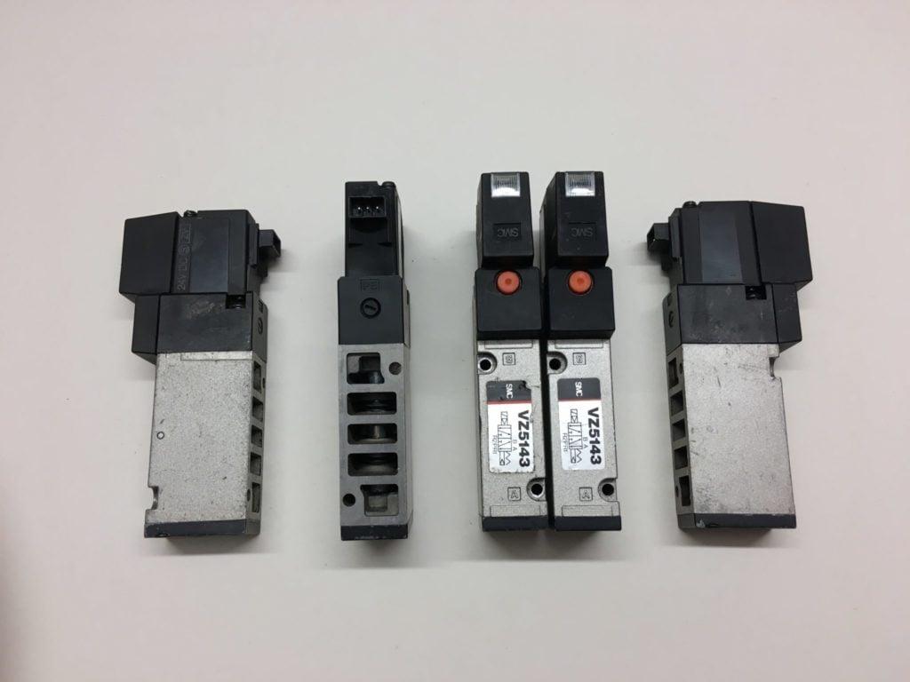 Rozdzielacz Pneumatyczny SMC VZ5143