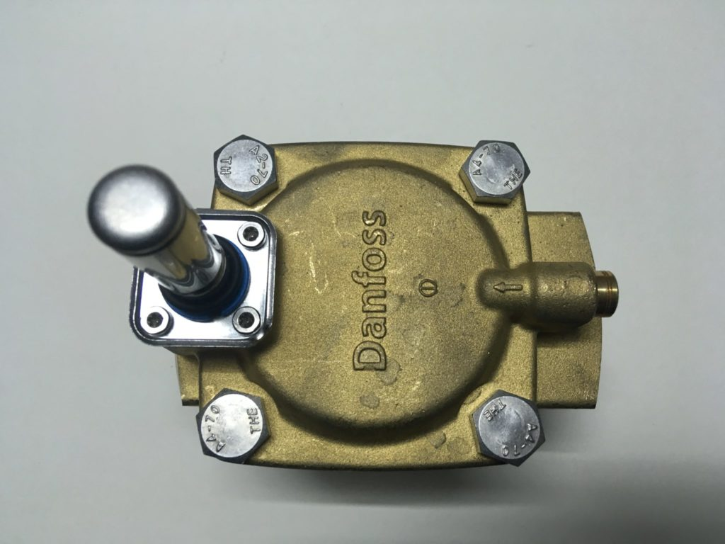 Elektrozawór DANFOSS EV220B 40 NO (032U7142) PS16 DN40