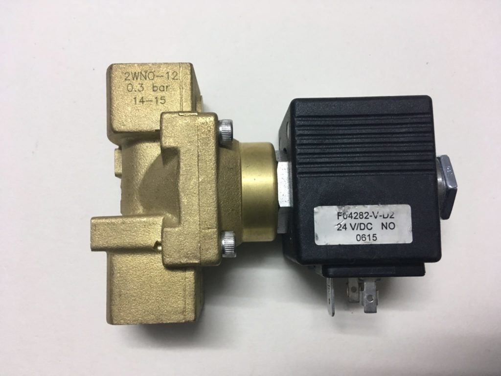 Elektrozawór MV Automation Systems 2WNO-12 FO4282-V-D2 24V/DC NO 0615