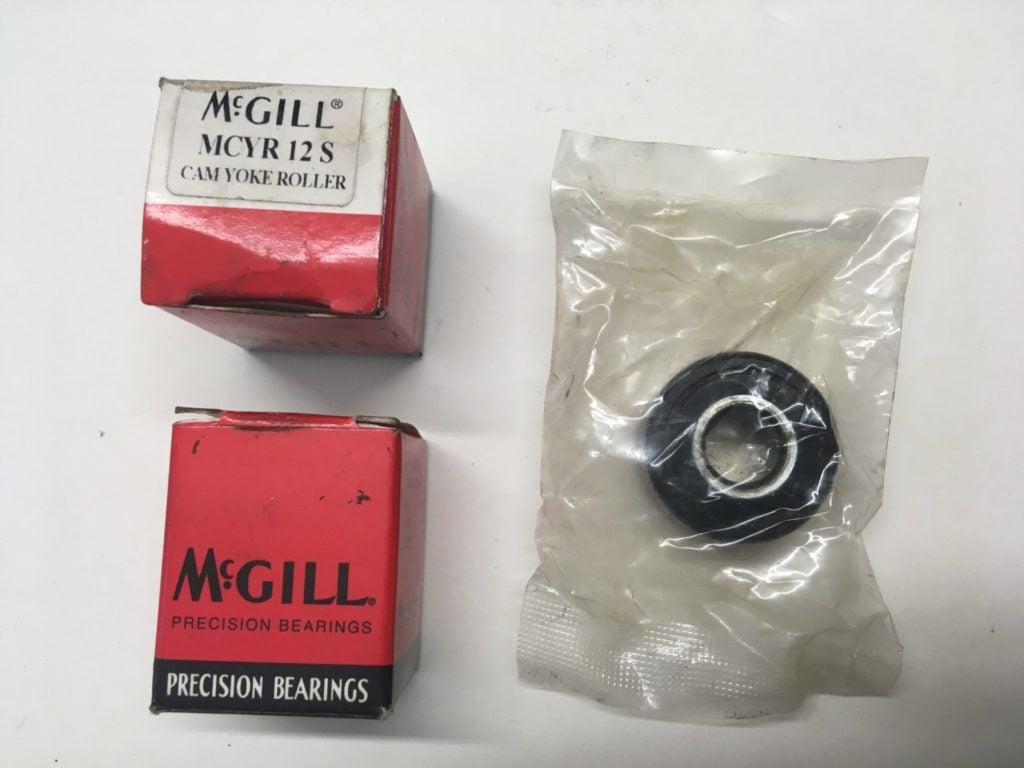 Rolka McGill MCYR 12 S