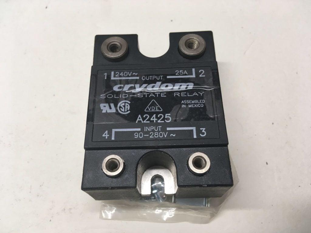 Przekaźnik SSR CRYDOM A2425 (240V, 25A) Input:90-280V