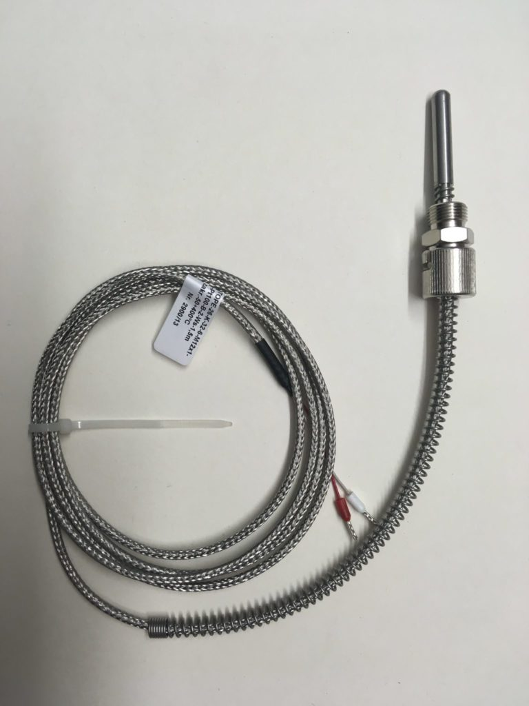 Czujnik Temperatury LIMATHERM TOPE-26-K-32-6-M12x1-Pt100-B-2-Ws-1,5m (-50…400C) L=32mm fi=6mm