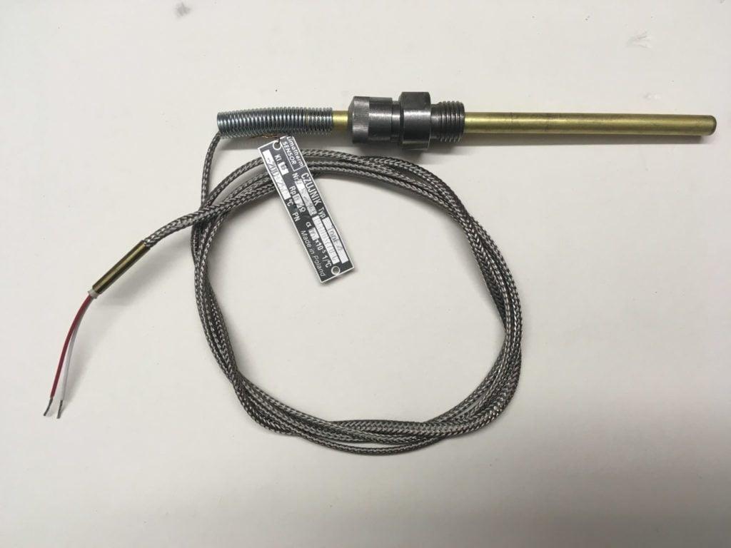 Czujnik temperatury LIMATHERM TOPE4 Pt100Ohm/0C (-200…250C) KL.B