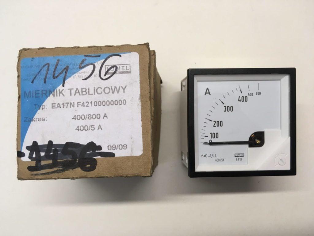 Miernik Tablicowy LUMEL EA17N 400/800A (F42100000000)