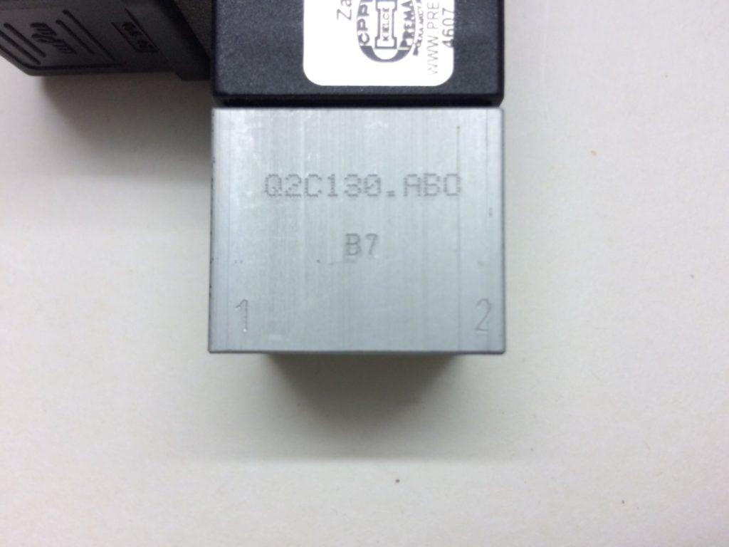 Zawór odcinający PREMA KIELCE 50.5330.2214J G1/4