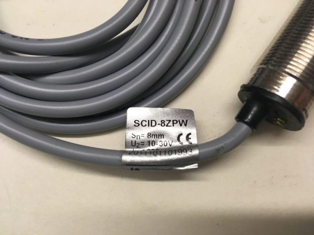 Czujnik indukcyjny SELS SCID-8ZPW