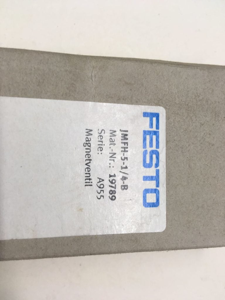 Elektrozawór FESTO JMFH-5-1/4-B (19789)