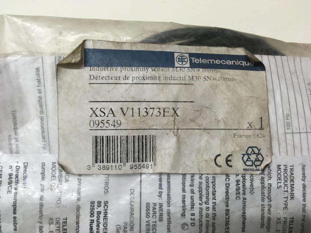 Czujnik indukcyjny TELEMECANIQUE XSA-V11373EX
