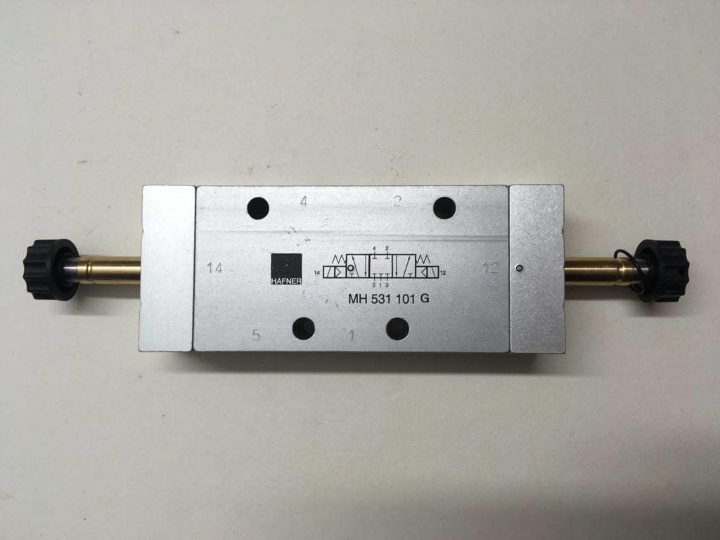 Elektrozawór HAFNER MH 531 101 G