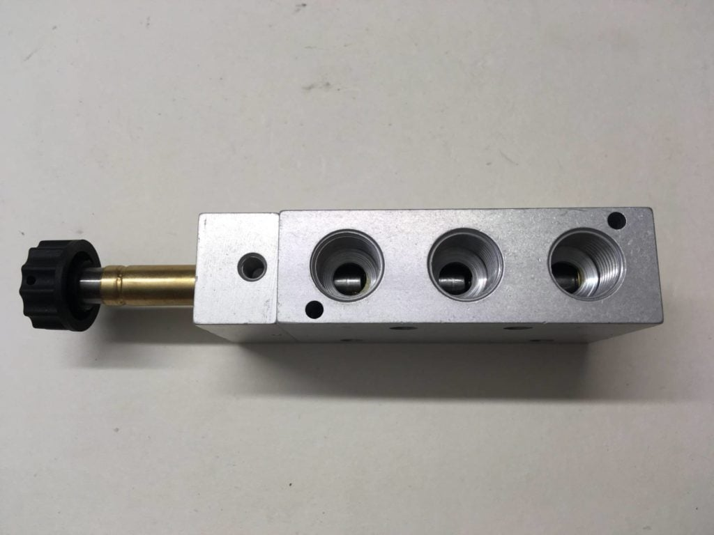 Elektrozawór HAFNER MEH 511 701 G