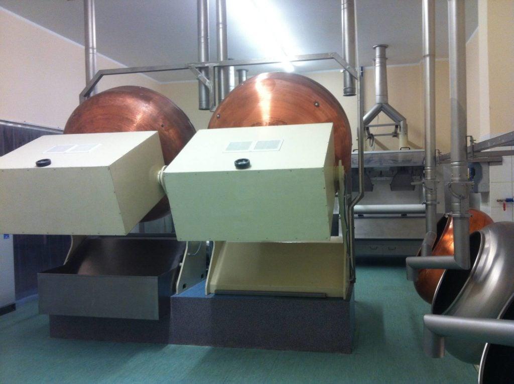 Bębny drażetkarskie DKSH 300 (pojemność 300kg) - 2 szt.