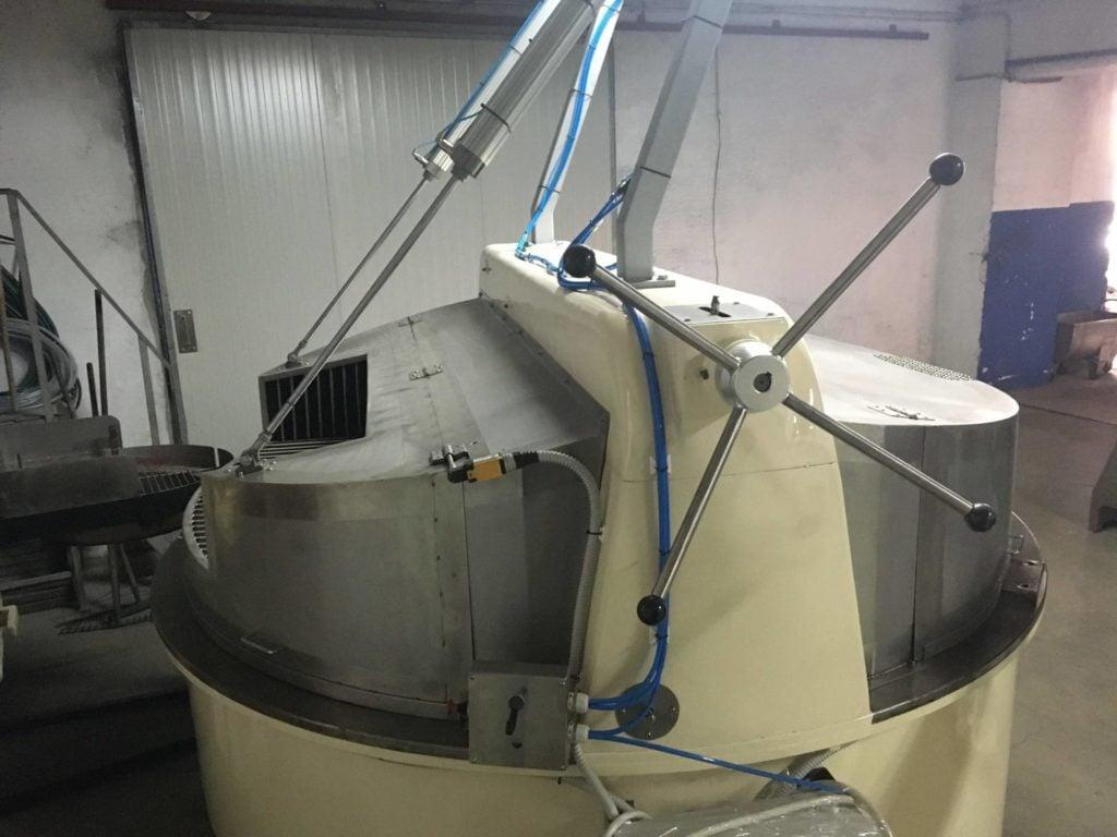 Melanżer Granitowy NAGEMA EE-6 - Pojemność 500kg (2 szt.)