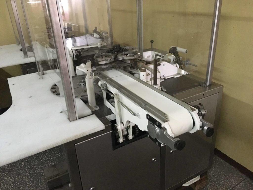 Automat Pakujący VGLA (3 szt. dostępne)