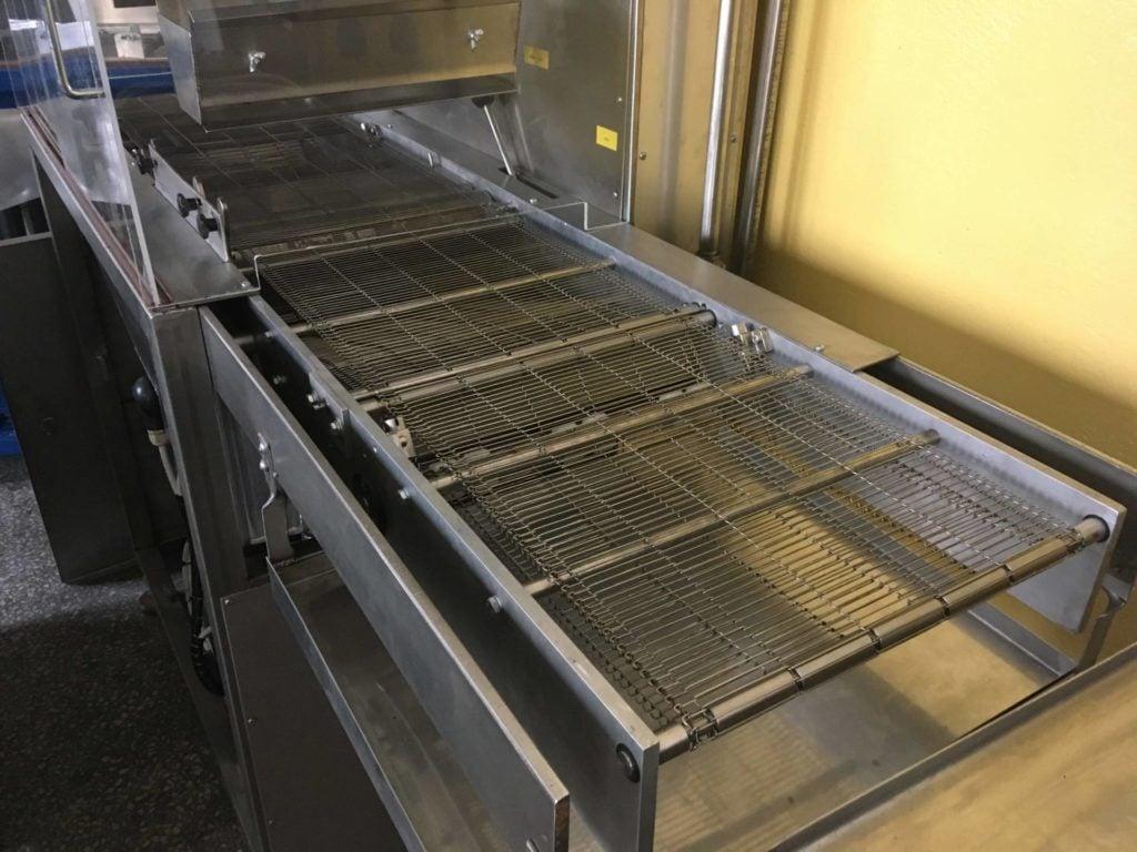 Oblewarka NIELSEN 300mm (z tunelem chłodniczym)