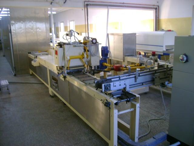 Linia do produkcji czekolady Renato Mazzetti MAZ 275 (wydajność do 520kg/h)