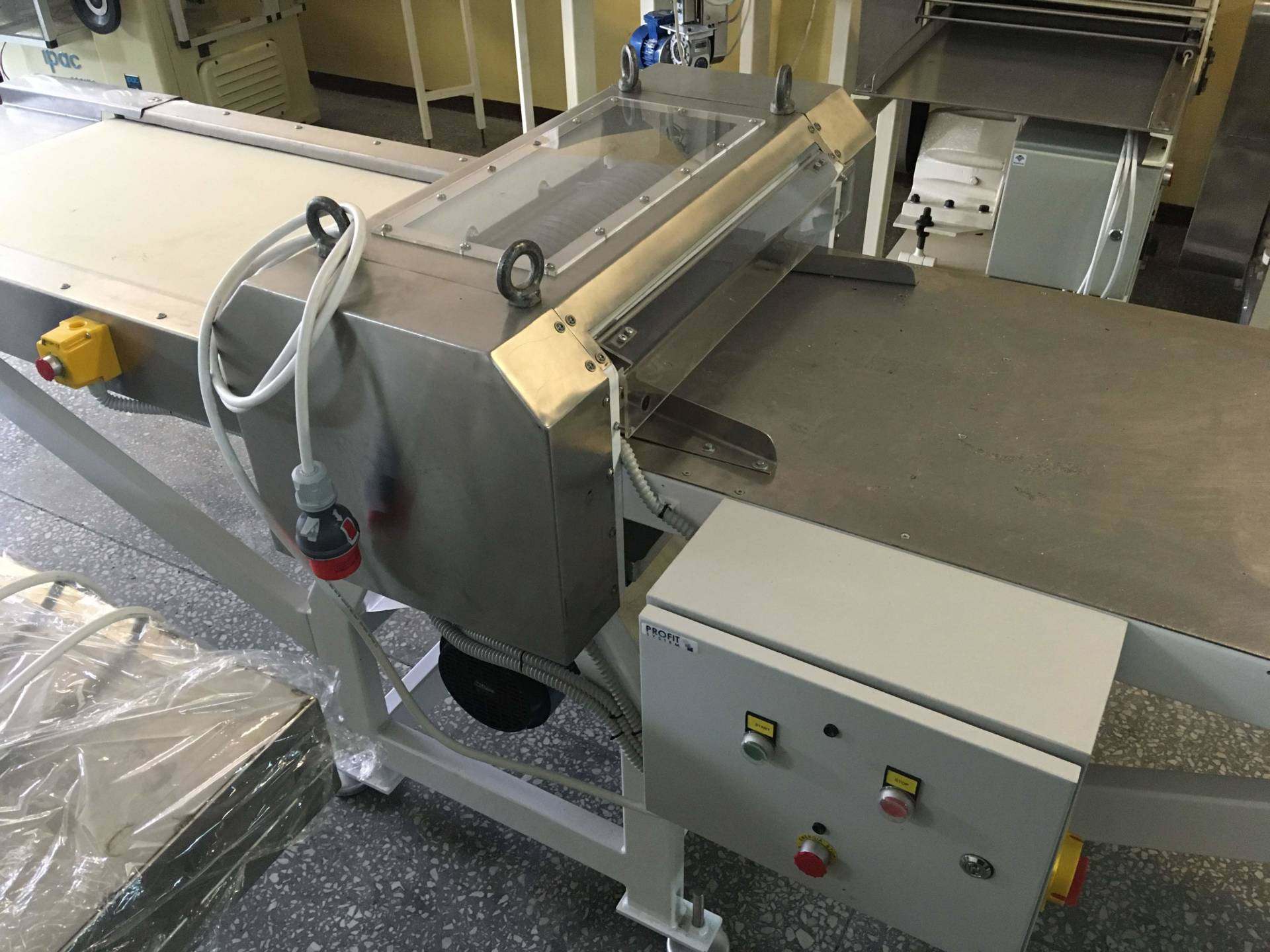 Toffee Cutter SPOMASZ CKA 31 (Toffee / Fudge / Nougat) Refurbished