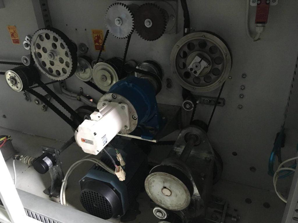 SCHIB C0 90 C (flowpack do małych cukierków)