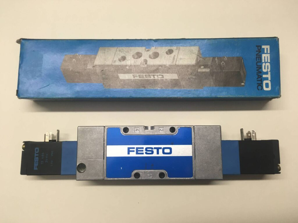 Elektrozawór FESTO MVH-5/3B-1/4-B (19140)