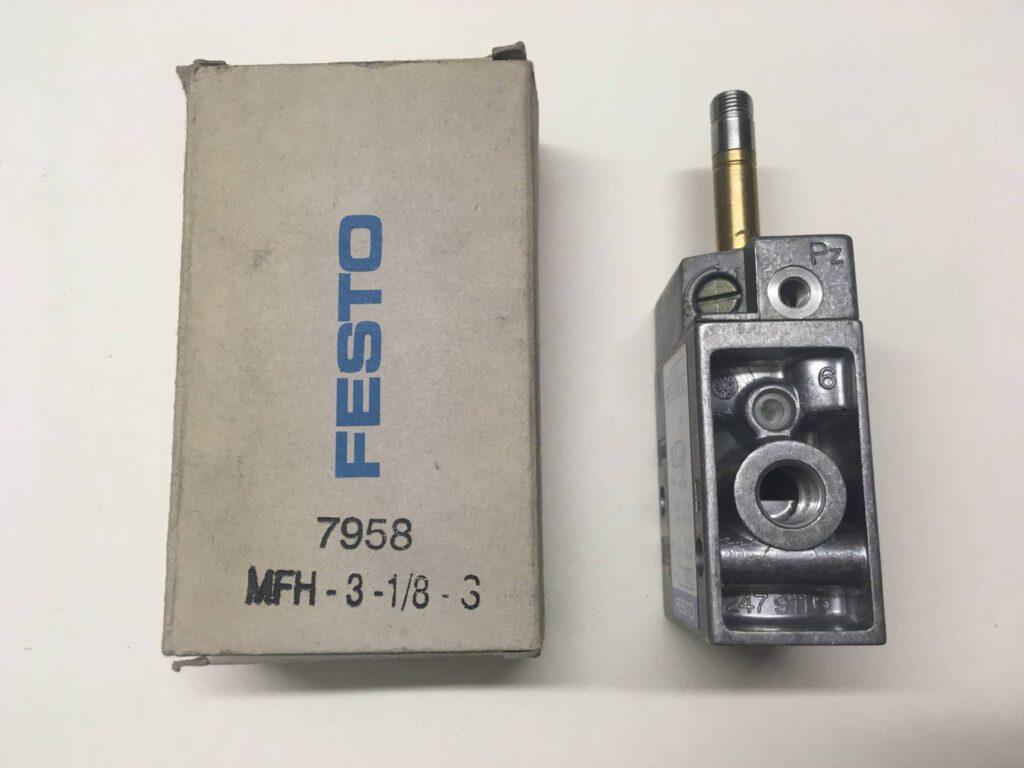 Elektrozawór FESTO MFH-3-1/8-S (7958)