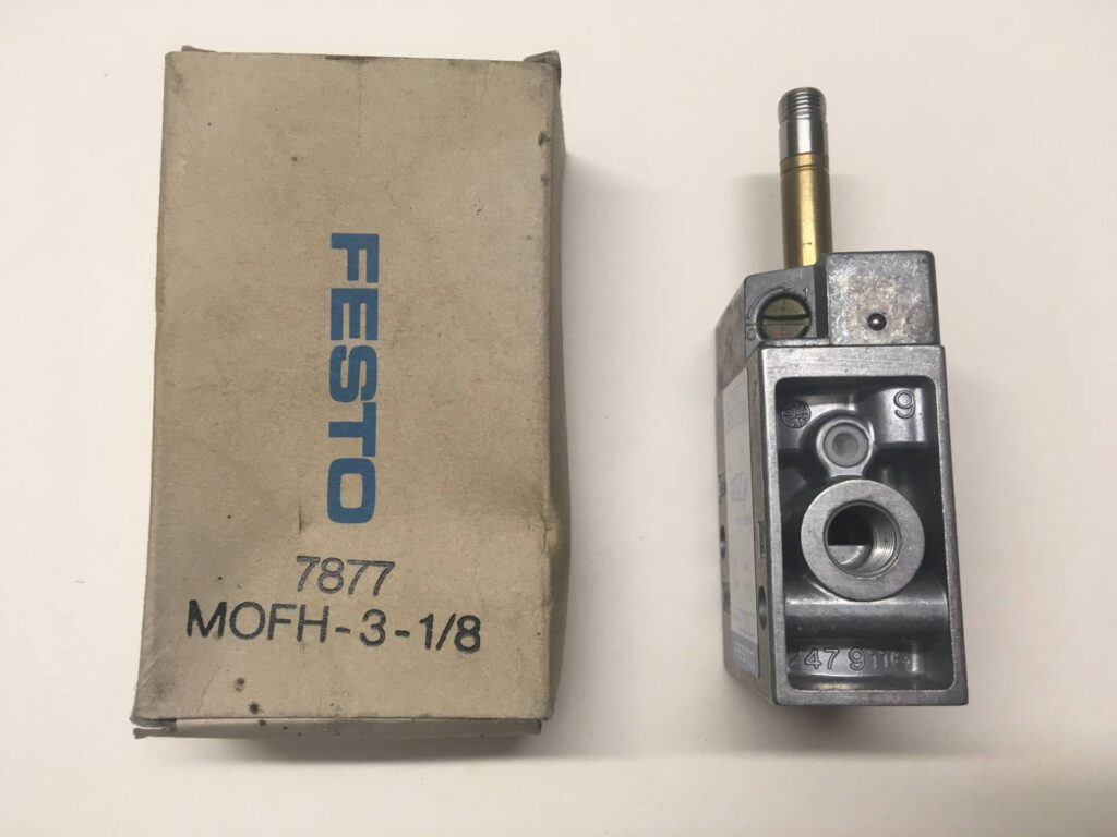 Elektrozawór FESTO MOFH-3-1/8 (7877)