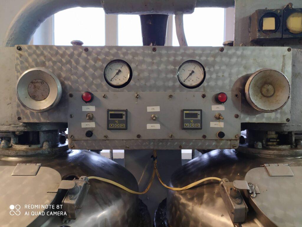 Evaporator PEFA Spomasz CAA9 DUO