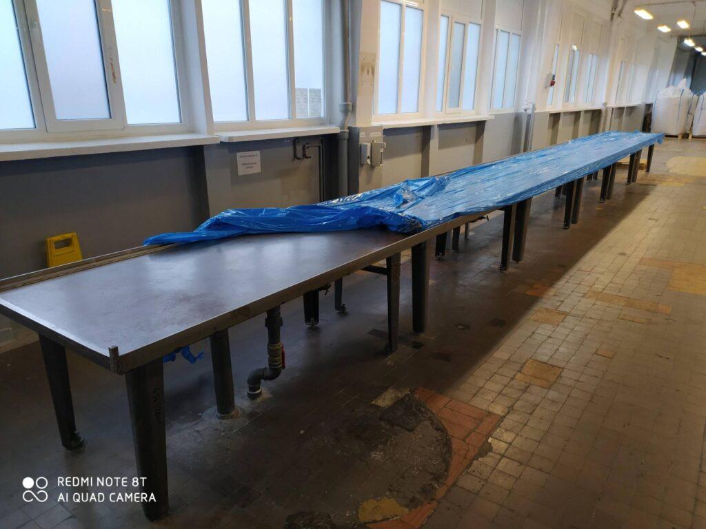 Zimne stoły PEFA Spomasz CUA13 (spawane)