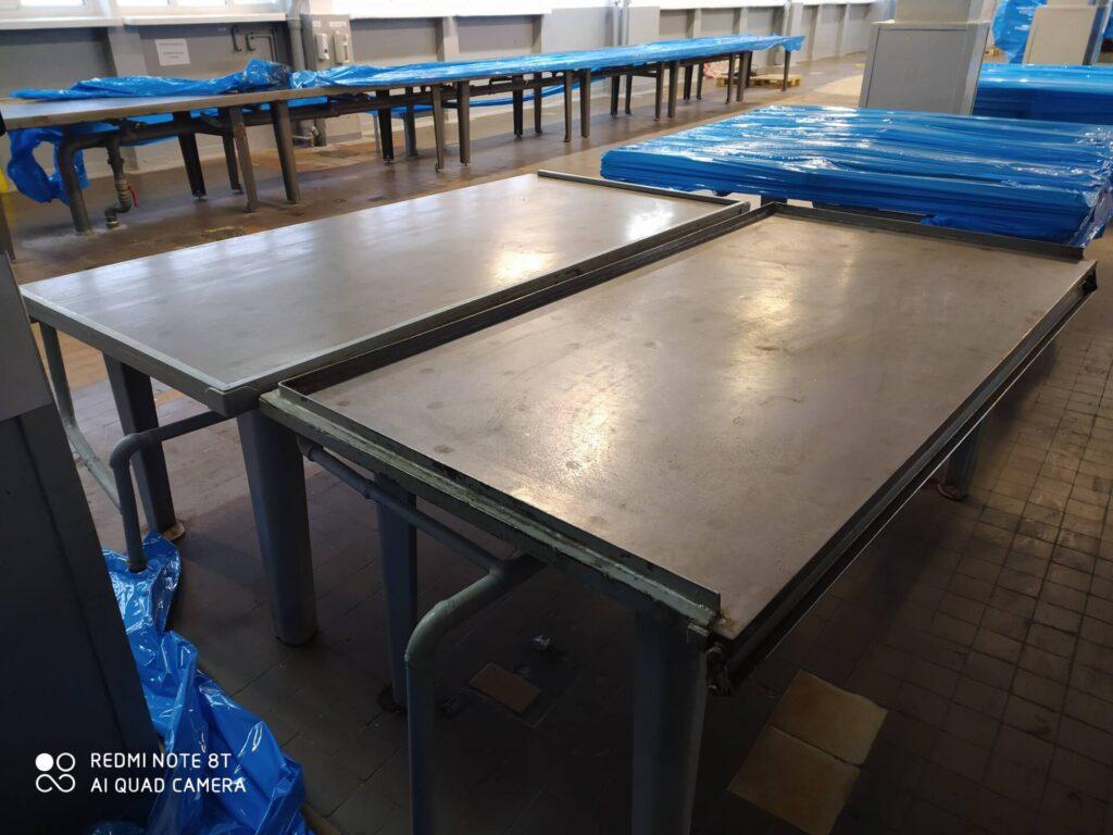 Zimne stoły PEFA Spomasz CUA13 (wolnostojące)