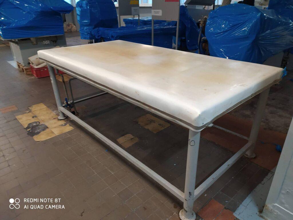 Ciepłe stoły PEFA Spomasz