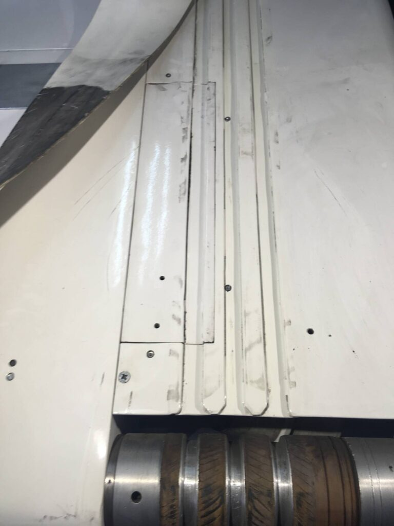 Extruder Bepex HUTT ST 100 Do Mas Ciężkich