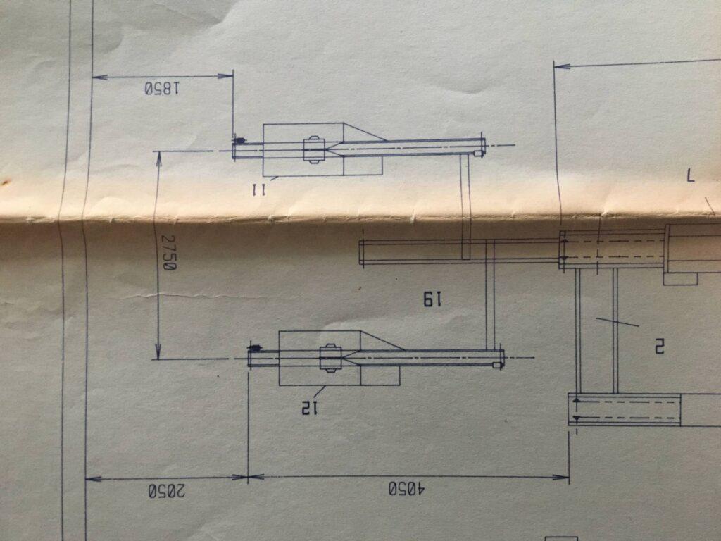 2 x Flowpack RENATTO MAZZETTI   Automatic Feeder