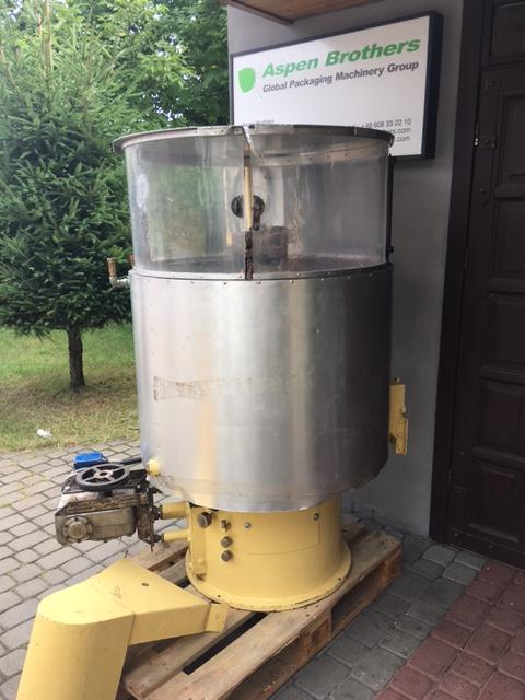 Zbiornik do czekolady 300L (Carle & Montanari TP/300)